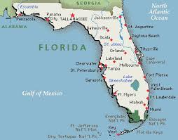 map usa florida florida map map of florida usa greenwich time