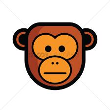 cartoon monkey monkeys primate mammal mammals animal animals zoo