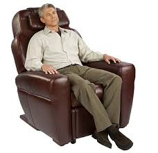 poltrone americane massaggiante human touch 1650