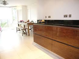 stainless steel kitchen cabinet doors uk continues walnut grain handless kitchen cupboard doors