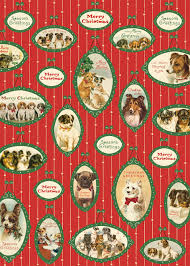 decorative wrapping paper cavallini vintage christmas wrapping paper
