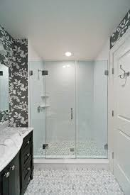 4 ft shower doors does this shower door open to the inside as well as to the outside