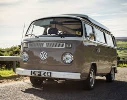 volkswagen camper trailer classic vw campervan hire royal deeside scotland deeside