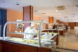 Fast Food Kitchen Design Remisens Family Hotel Marina All Inclusive Light Moscenicka Draga