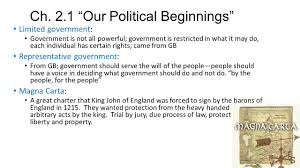 monday 1 12 15 rap list three basic concepts of government that