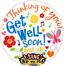 singing balloons delivery get well singing balloons helium balloons perth get well