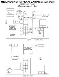 100 large cabin plans arcadia deck plans cabin diagrams