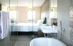 tile bathroom walls ideas glass bathroom wallsfused glass shower wall in hanging wisteria