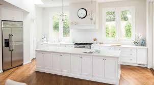 white shaker kitchen cabinets wood floors 40 shaker style kitchen ideas modern shaker kitchen cabinets