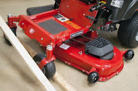 How To Adjust The Neutral Control On A Zero Turn Riding Mower