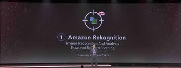 amazon rekognition u2013 deep learning based image analysis