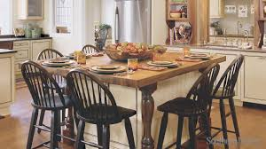 stylish kitchen island ideas southern living home decor ideas