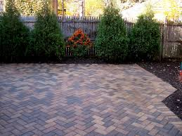 Basket Weave Brick Patio by Fresh Australia Brick Patio Plans 20075