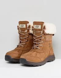 ugg s adirondack boot ii chestnut ugg ugg adirondack iii lace up boots