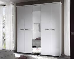 armadi di design armadio di design cinque ante con specchio