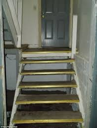 How To Build A Wall In A Basement by Inside U0027portal To Hell U0027 Basement Of Indiana Home Relative Tells