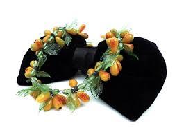 coloured flower necklace images 87 best vintage glass fruit and flower necklaces images on jpg