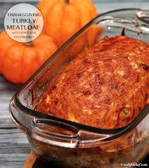 thanksgiving turkey meatloaf with apple and cranberries wishful chef