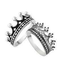king and crown wedding rings king and wedding rings jewelry accesories