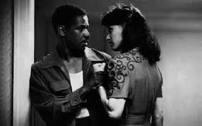 Is Denzel Blind In Book Of Eli Jennifer Beals Joins Denzel Washington For