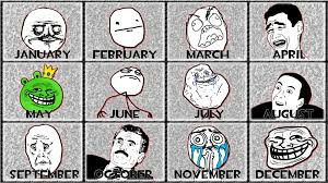 Which Meme Are You - meme which month are you born by recyclebin meme center
