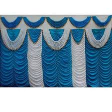 wedding backdrop blue wedding backdrop manufacturer from indore