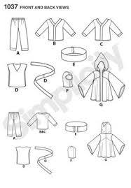 sewing pattern ninja costume japanese sewing patterns ninja costume cosplay sewing pattern
