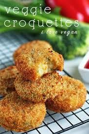 veggie croquettes recipe pecans thanksgiving and vegans