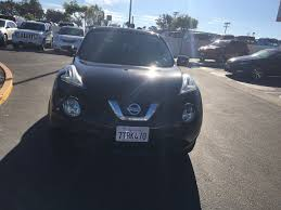 Roof Rack For Nissan Juke by 2016 Used Nissan Juke 5dr Wagon Cvt Sv Fwd At Kearny Mesa Toyota