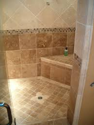 Master Bathroom Shower Tile Ideas by Bathroom Tile Ideas Photos The Finished Shower Is Sealed For Low