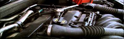 ford focus fiesta spark plug removal refitting youtube