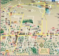 Map Of Prescott Arizona by Area Map Prescott House