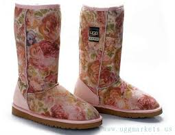 womens ugg knightsbridge boots womens ugg 5815 boots flower pattern uggs boots