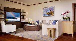 living room design pictures featuring hawaiian style decor and