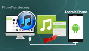 transfer itunes to android how to sync from itunes to android phone transfer itunes