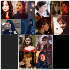 doctor who hairstyles survey best clara oswald hairstyle pollmill com