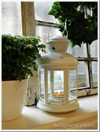 Ikea Lanterns Spray Paint For Affordable Decor You Can Save And