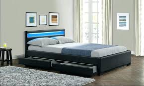 King Size Bed Frame With Storage Drawers Box With Storage King Size Bed Frame And Box Image