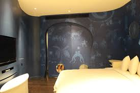 Buddha Themed Bedroom Thailand Travelogue Nature Element Themed Rooms At Hotel Sofitel