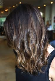 diy highlights for dark brown hair ombre hair inspiration to bring to the salon brunette