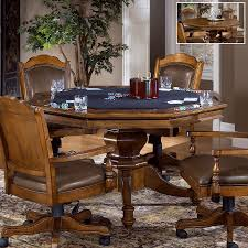 shop hillsdale furniture nassau wood game table at lowes com