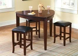 Triangle Dining Table Triangle Dining Room Table Ashleys Furniture Delec Black Ashley