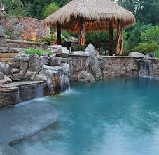 lagoon swimming pool designs 15 relaxing and dramatic tropical