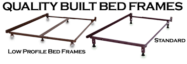 metal bed frames twin full double queen king