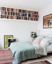 Library Bedroom 24 Insanely Innovative Ways To Store Books In Small Spaces Small