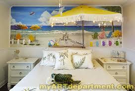 bedroom mural bedroom beach mural girl s room