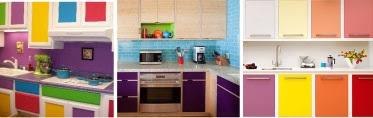 d馗oration peinture cuisine couleur décoration cuisine peinture couleur exemples d aménagements