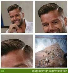 Ricky Meme - ricky is a miracle by misteltein meme center