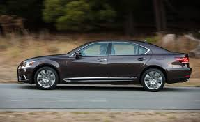 lexus hybrid hatchback 2013 review the 2013 lexus ls 600h l hybrid tries to prove you can