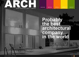 architect website design toronto web design services from techtouch